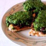 Kurczak pod mchem, czyli zapiekanka mięsna z brokułami i pieczarkami
