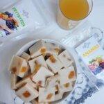 ŻELKO-PIANKI z ananasem (wegańskie, bezglutenowe)