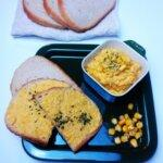 PASTA KUKURYDZIANA do chleba (wegańska)