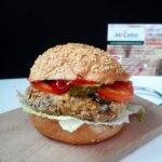 JAGLANE BURGERY BEZGLUTENOWE – zdrowe hamburgery (wegetariańskie)