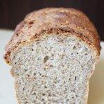 Miękki chleb z otrębami – prosty chleb, który zawsze wychodzi!