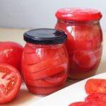 Najprostszy przepis na kiszone pomidory